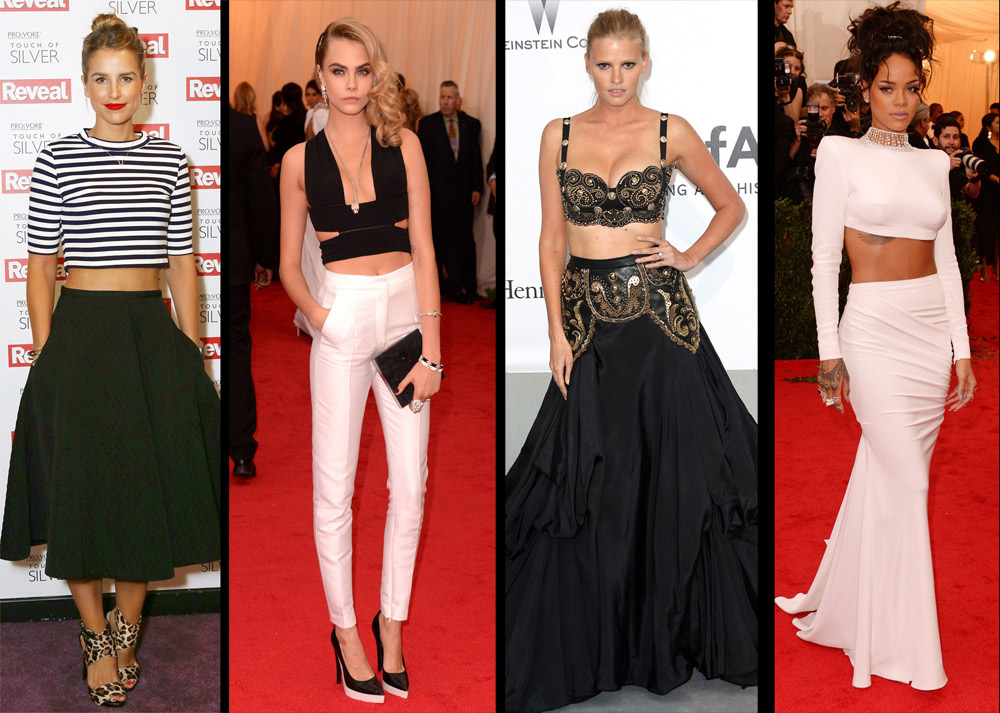 Tops for Red Carpet