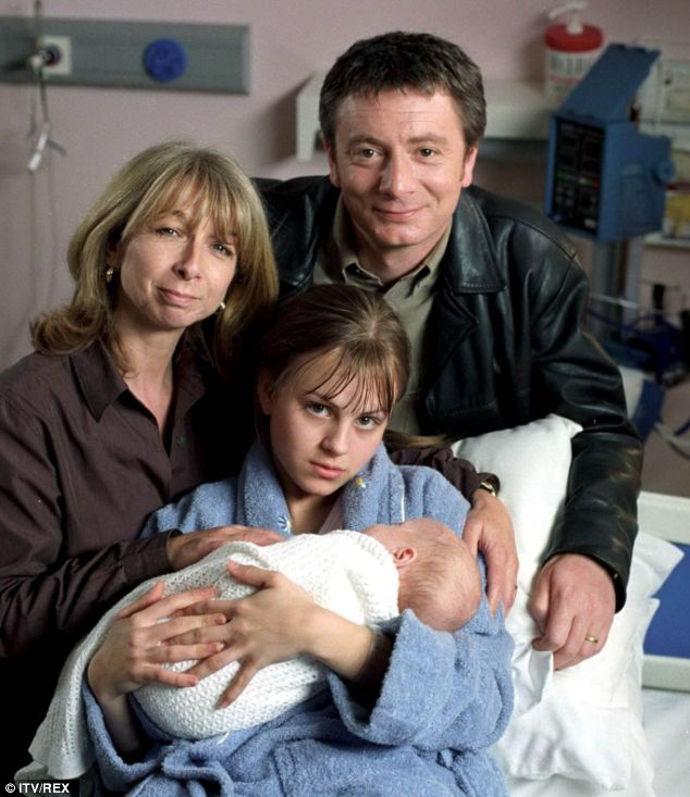 The show has previously featured Sarah-Louise Platt, played by Tina O'Brien, discovering she was pregnant at the age of 13 in 2000