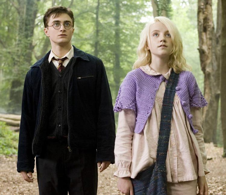 Harry Potter star Evanna Lynch will compete with Saoirse