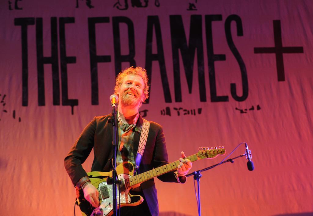 The Frames will play Dublin