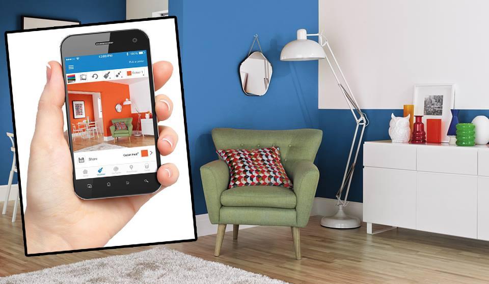 New Crown Paint Colour App