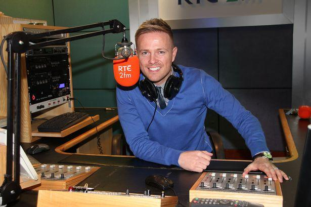 Nicky is already the host of a hit show on RTE's 2fm