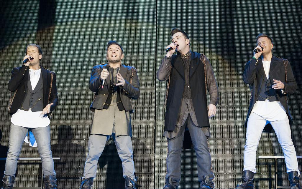 Shane Filan and Mark Feehily sang the majority of the solo parts in the band
