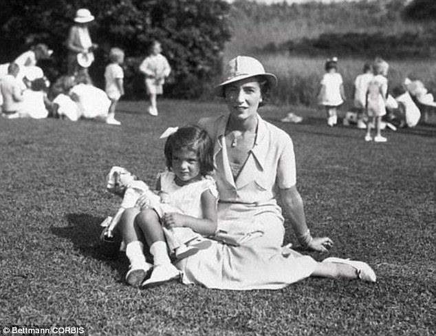 Αποτέλεσμα εικόνας για Jackie Kennedy's mother pictures