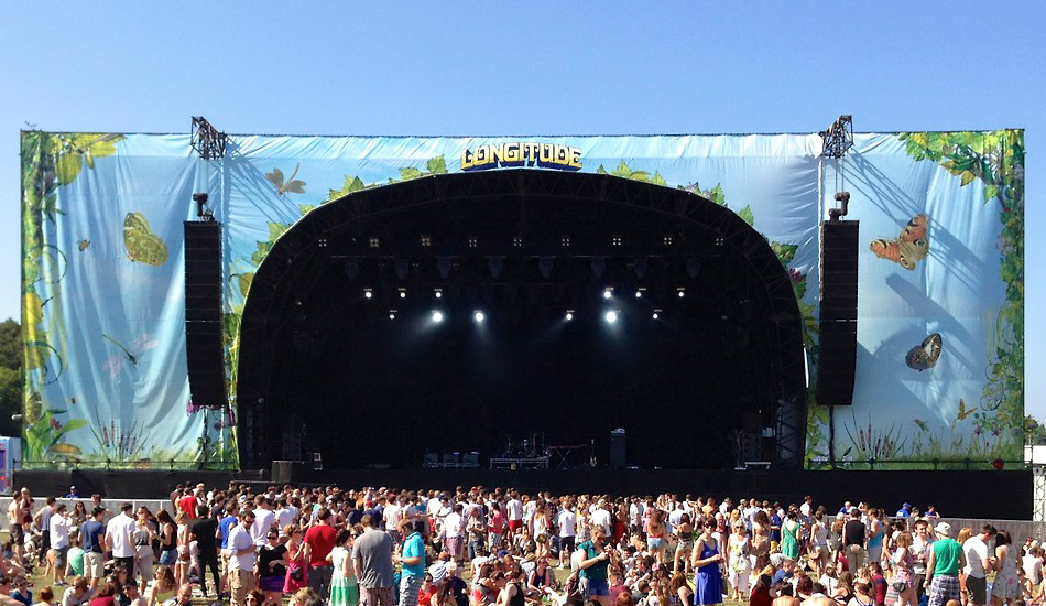 Sun is expected at Longitude but there will be rain on Friday. Pic: File
