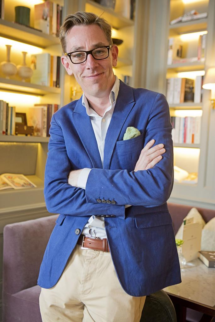 Ryan Tubridy Pic: FIle