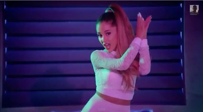 Uncanny? Ariana Pic: File