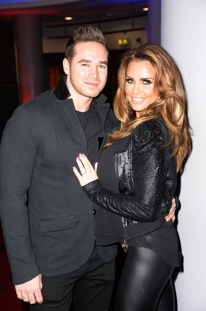 Katie admitted she worried her weight was to blame for husband Kieran Hayler cheating on her.