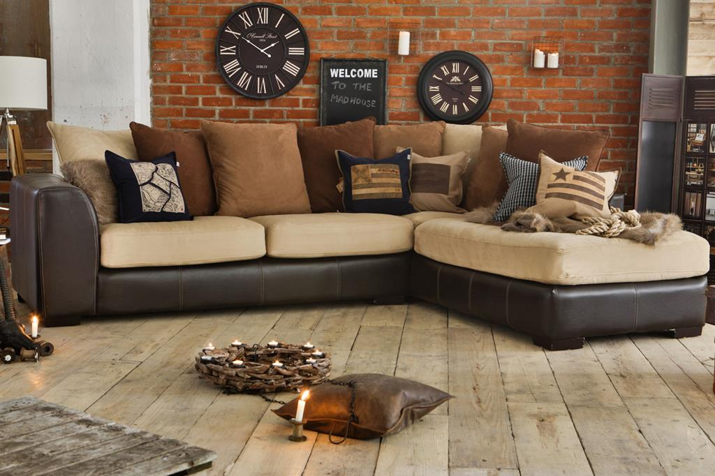 what to consider when choosing a corner sofa