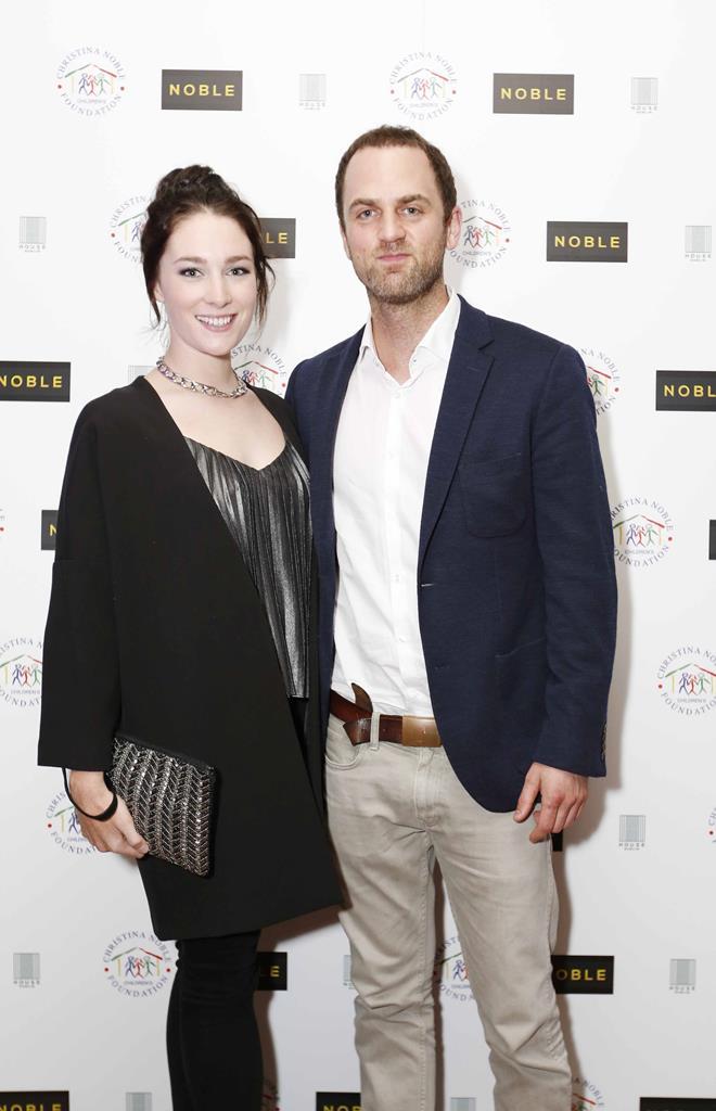 Siobhan Cullen and Mark Huberman