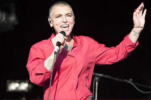Sinéad O'Connor has been reported missing since Sunday