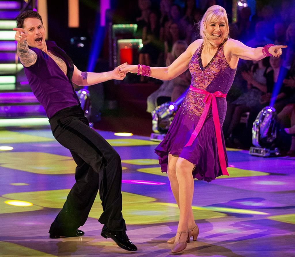 Mrs Brown's Boys' Jenny Gibney was on Strictly last year