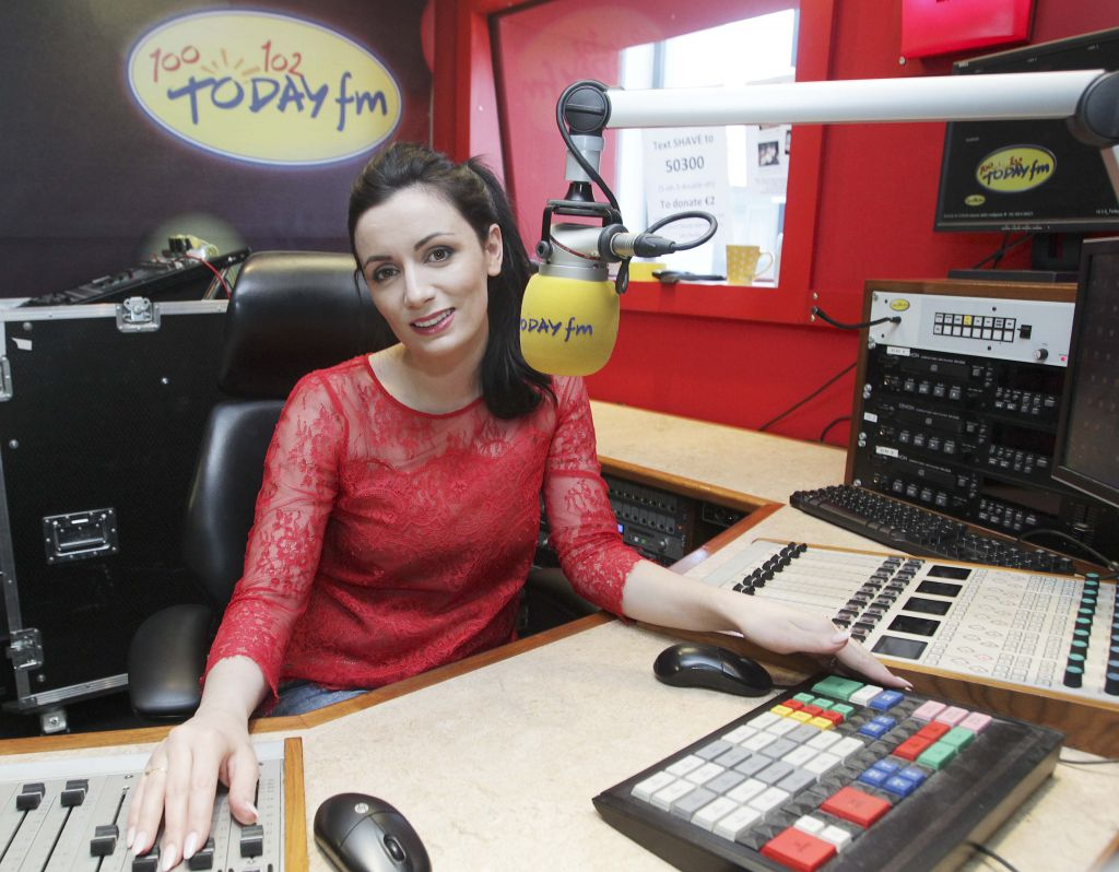 Louise Dufy will present the show Pic: Today FM
