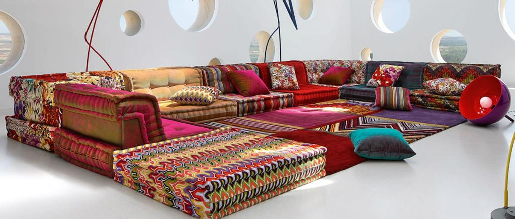 Is the missoni couch the most expensive sofa in ireland for K furniture fabric world