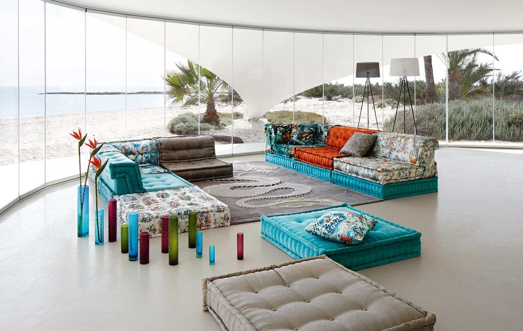 Is the missoni couch the most expensive sofa in ireland - Canape d angle roche bobois ...