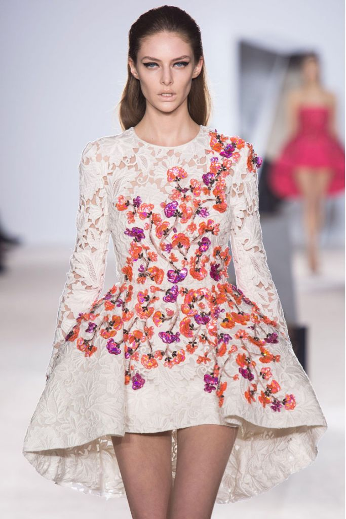 Clooney wedding dress mrs clooney amal stuns in a for Giambattista valli wedding dress price