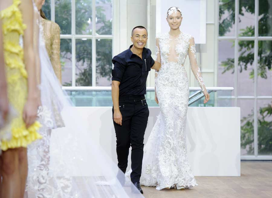 picsthis is the �5m julien macdonald diamond encrusted