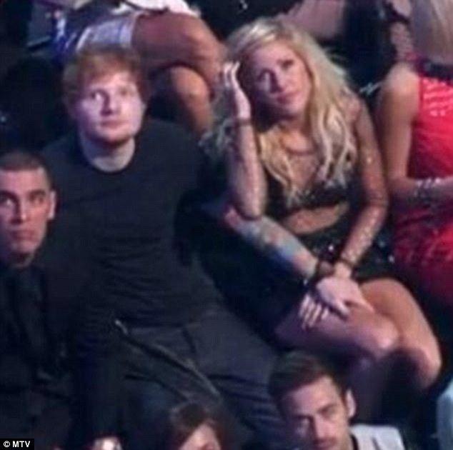 Ellie Goulding And Calvin Harris Spark Dating Rumours