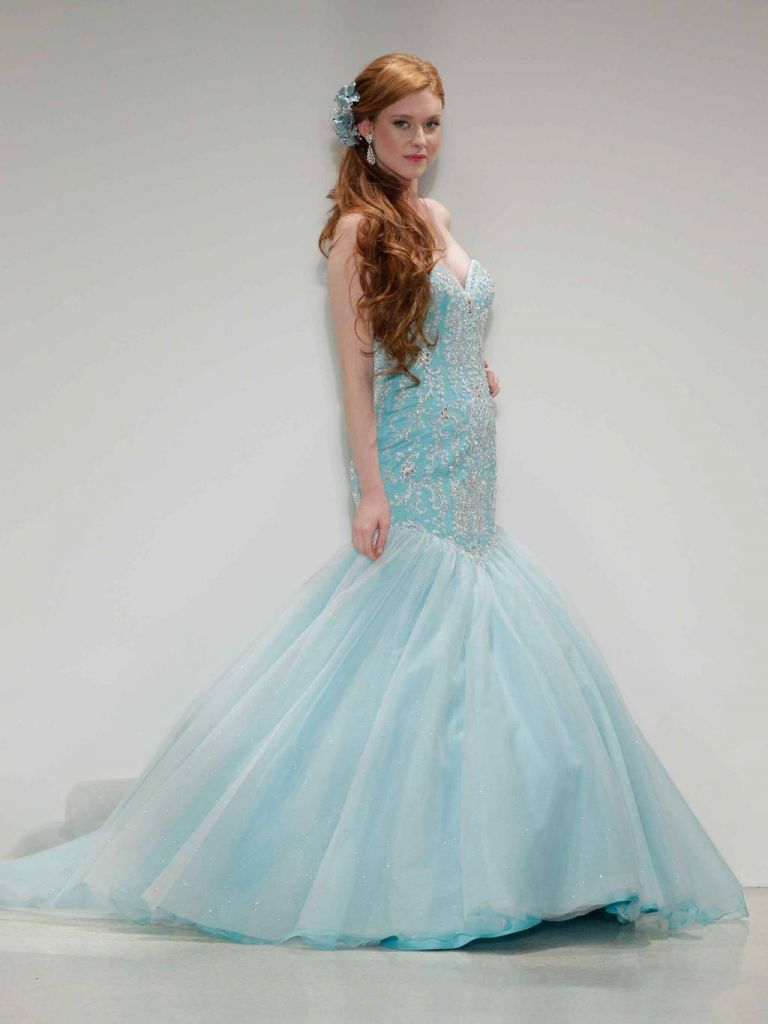 Pics Frozen Inspired Disney Wedding Dress Is Now Available With Jasmine Dresses