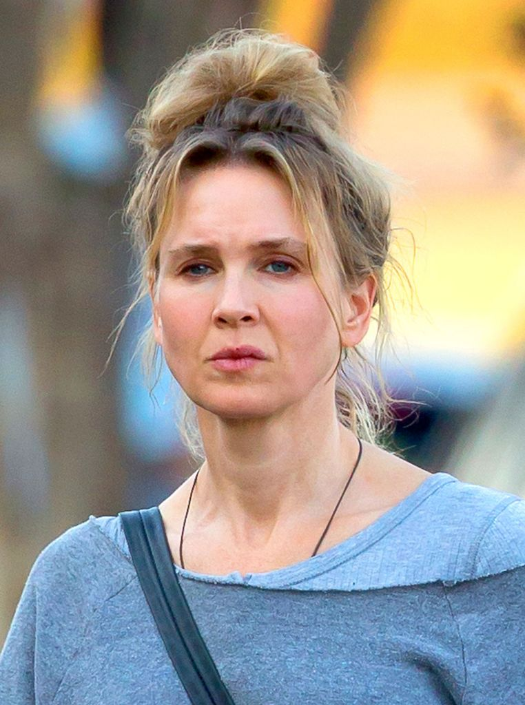 Renee Zellweger Makeup Free Still Looks Different Renee Zellweger