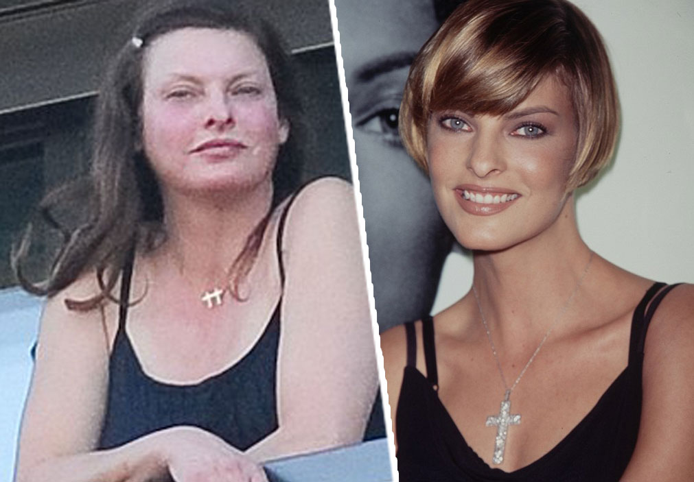 Fresh faced linda evangelista the model who wouldn t get out of bed