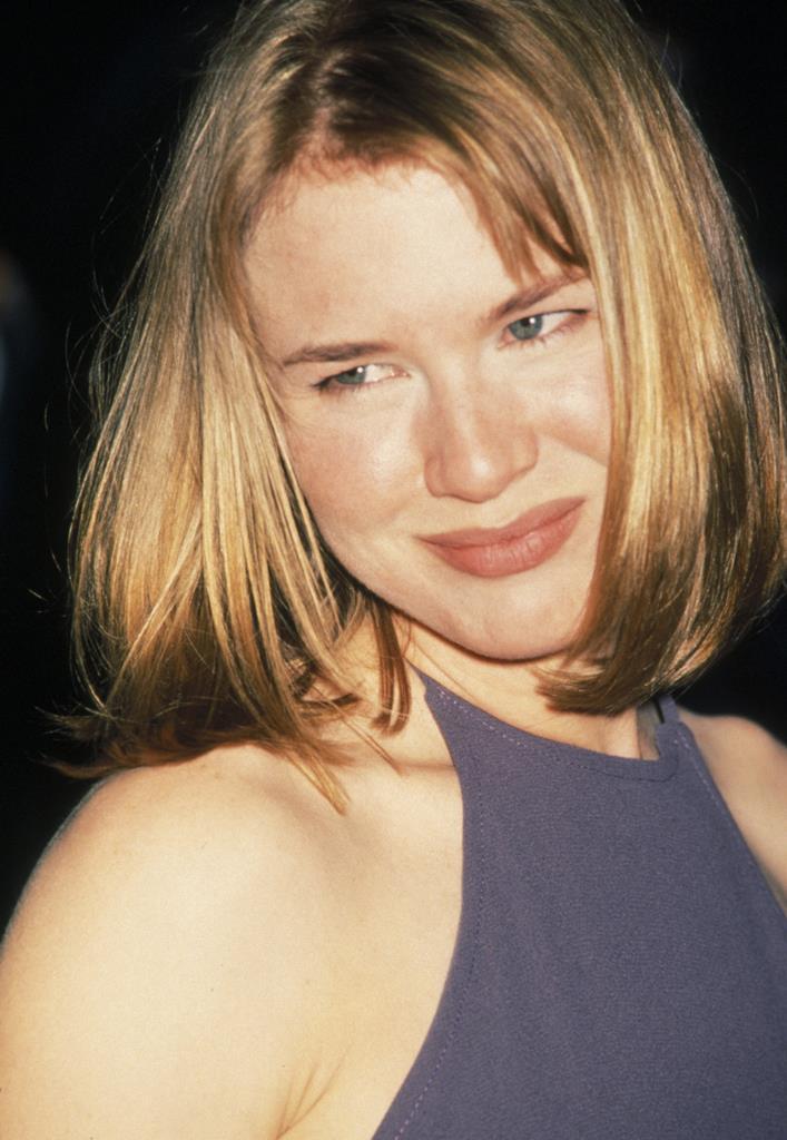 Renee Zellweger Makeup Free Still Looks Different Renee Zellweger