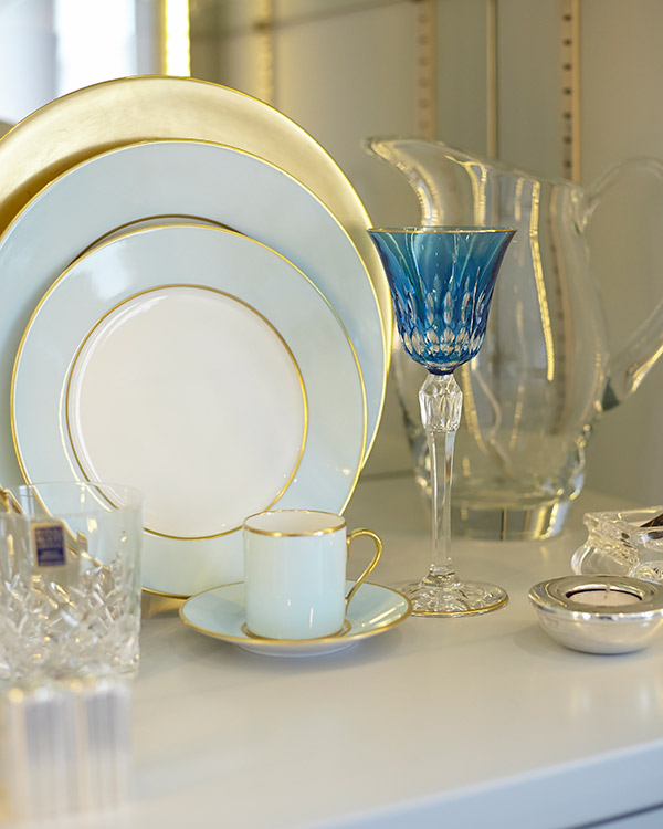 Staff can help you choose items for your home, whatever your style or budget