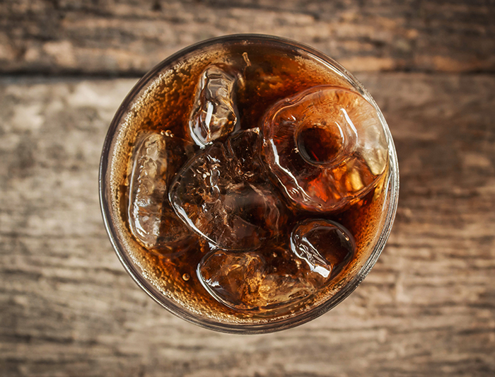 Diet soft drinks might contain zero calories but drinking them can cause you to eat more