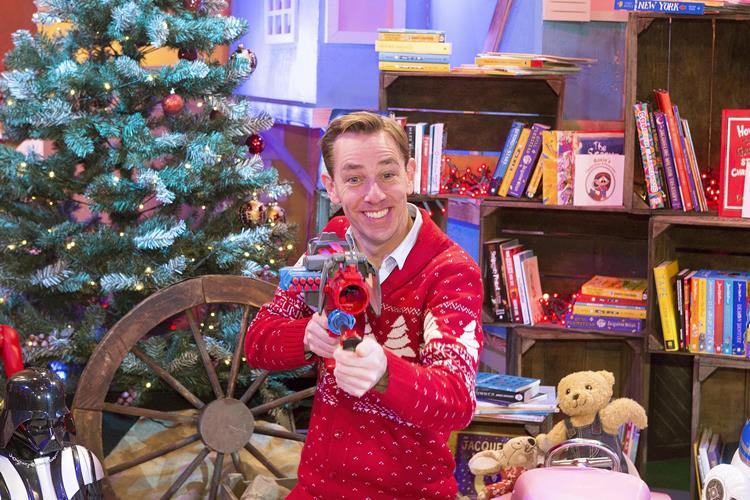 You've a bigger Christmas jumper collection than Tubs