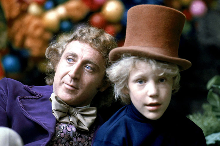 Gene-Wilder-and-Peter-Ostrum-in-Willy-Wonka-The-Chocolate-Factory
