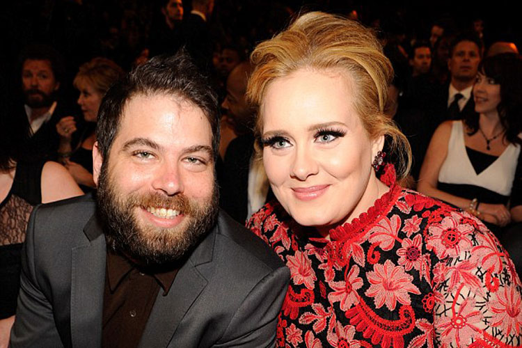 Adele will spend nine months away from her boyfriend while on tour