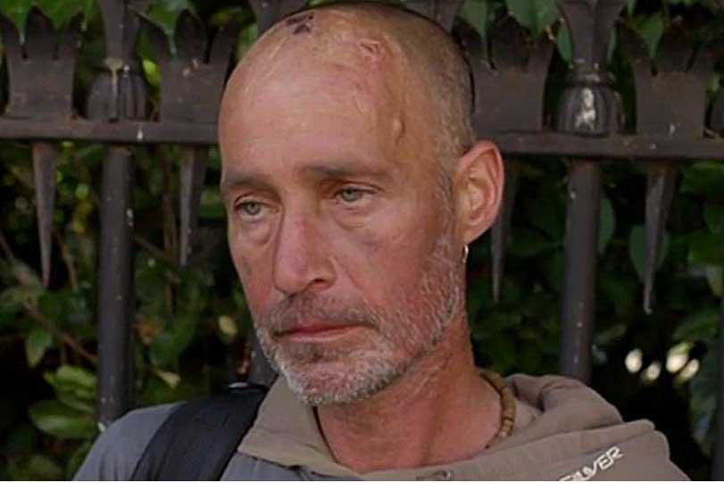 Dail Homeless Man Daughter