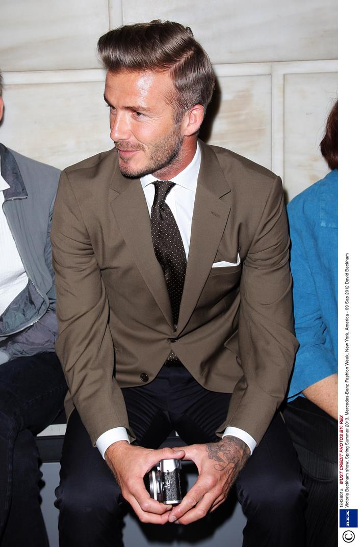 "dandies and metrosexuals david beckham and Before david beckham and his sarong 3 thoughts on ""what makes a man a metrosexual"" metrosexuals died out with the dinosaurs."