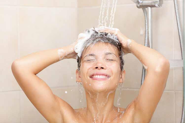 evoke-shower