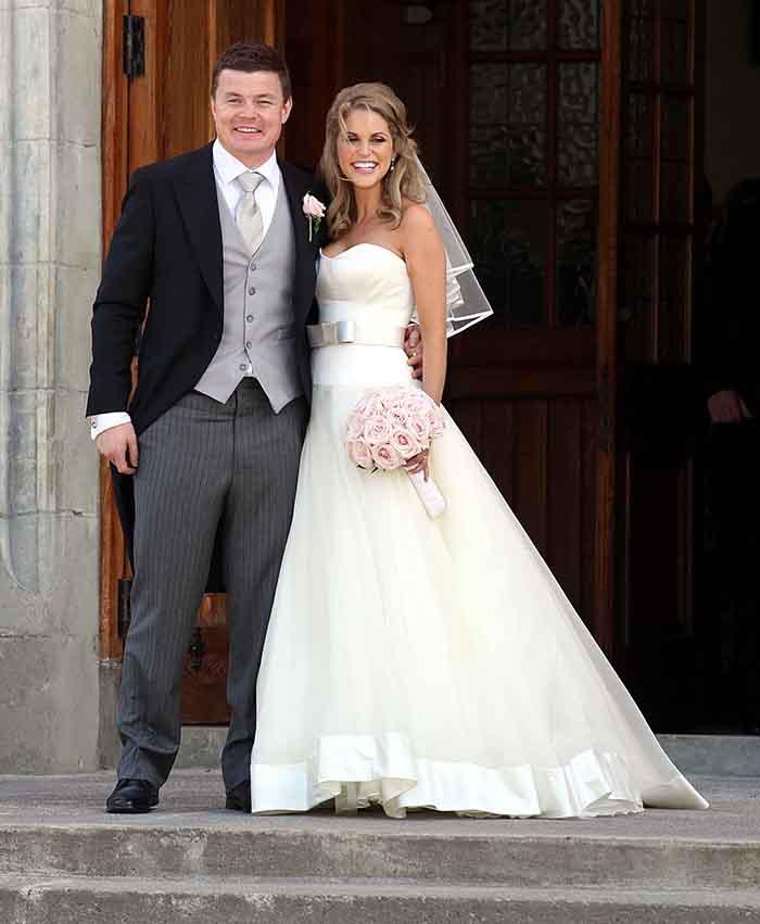 Rory phillips wedding