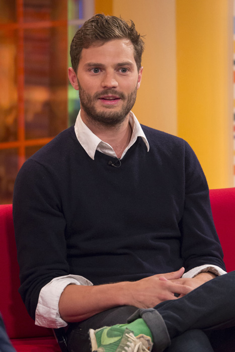 Jamie said three years after his mother's death he was drinking too much. Pic: File