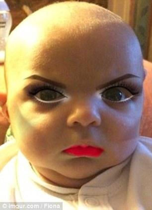 Baby Dolls Like A Shadow