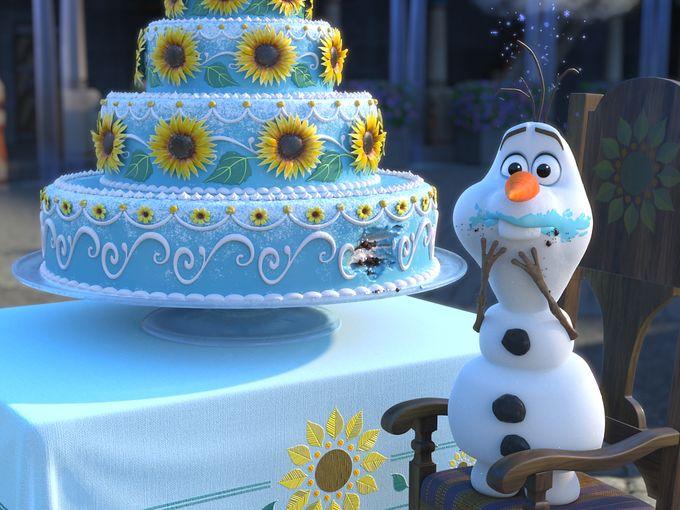 Frozen theme anyone Pic: File