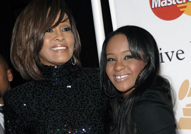 Whitney and Bobbi
