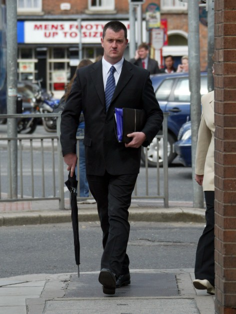 Joe O'Reilly: Murder Trial day 4, Central Criminal Court, Dublin
