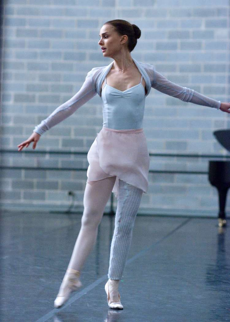 There's a reason Natalie Portman's character in Black Swan went psycho... ballet is hardcore