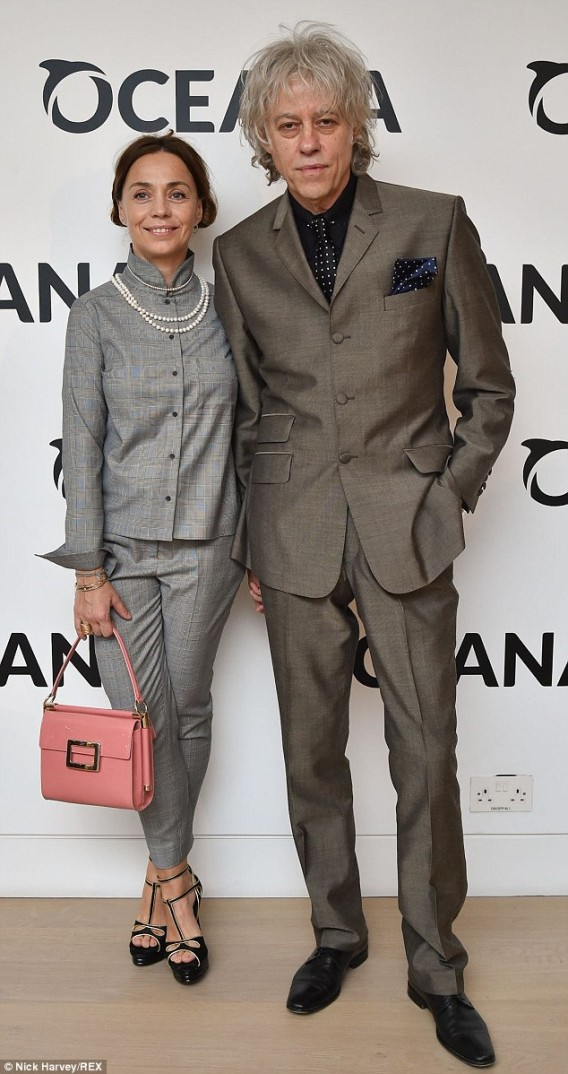 Bob Geldof To Marry In Same Church Where Funerals For Peaches And Paula Yates Took Place
