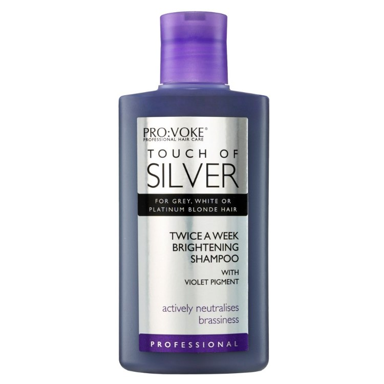 How To Fix Brassy Blonde Hair With Silver Shampoo