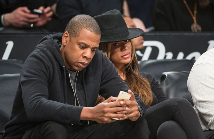 Jay Z reportedly played away throughout their marriage. Pic: File