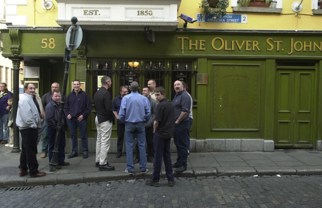 Where To Drink On Good Friday in Ireland