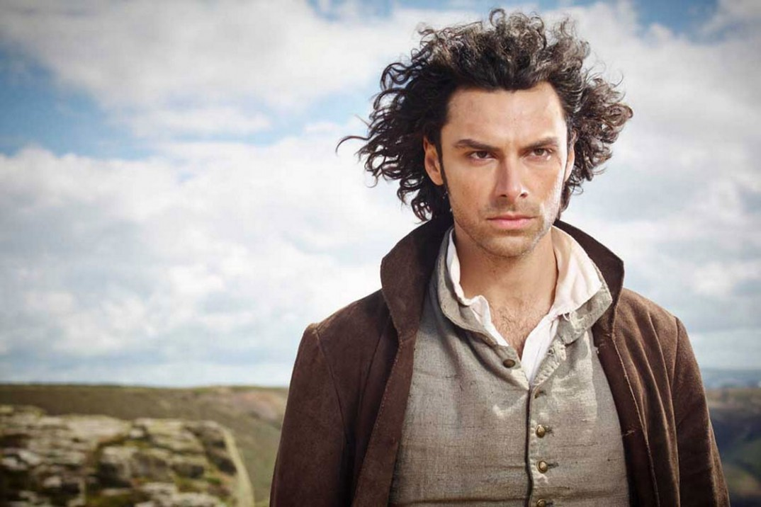 The broadcaster wanted to keep Aidan's character as a hero. Pic: BBC