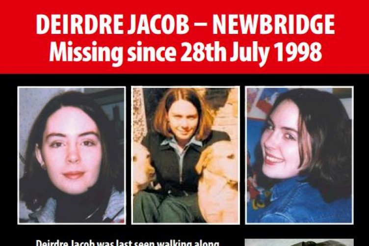 Missing Deirdre Jacob Appeal As Garda Chase New Lead