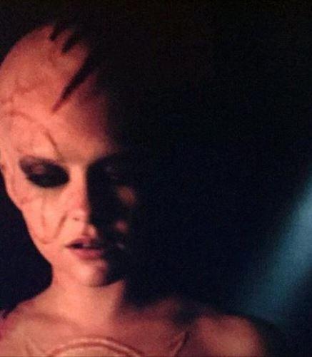 Sarah Greene Penny Dreadful Make-Up Torture Revealed Labyrinth Cast
