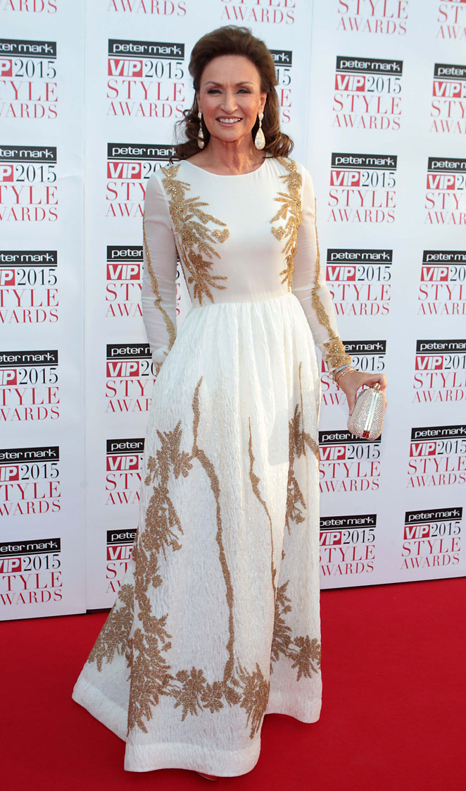 Celia Holman Lee . Pic: VIP