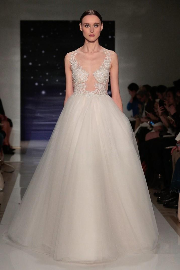 Barely There Bridal Style Vera Wang